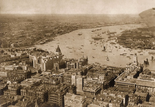 1920 Shanghai - The Bund