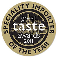Great Taste Awards - Specialist Importer of the year 2011