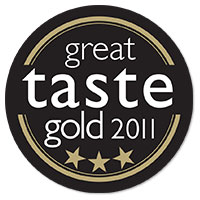 Great Taste Awards - Gold 3 Star 2011