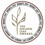 Australian Golden Leaf Awards 2017 - Bronze award for oustanding speciality tea