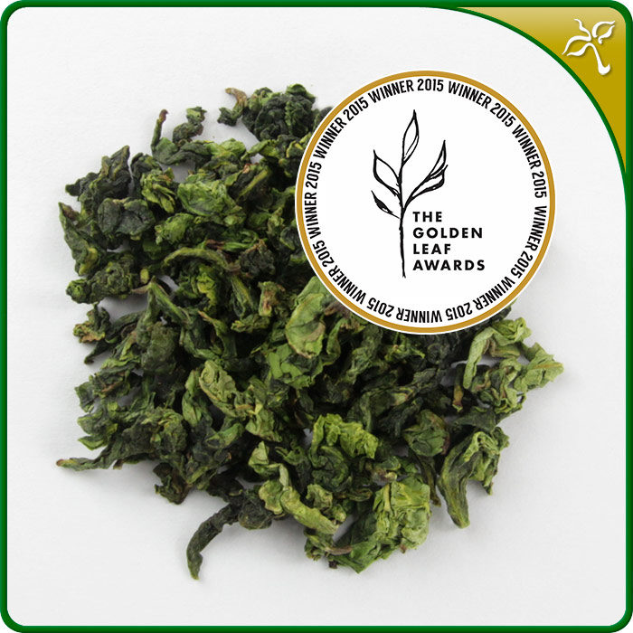 Australian Tea Expo Award Winning Tea - Wan Ling Tea House TieGuanYin Oolong tea